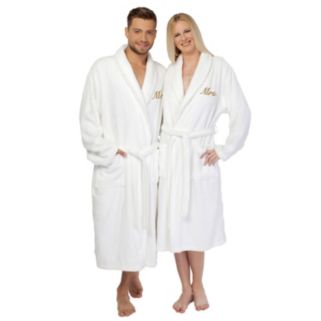 Linum Home Textiles ''Mr.'' Terry Bathrobe