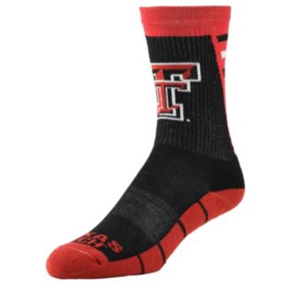 Men's Texas Tech Red Raiders Energize Crew Socks