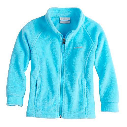 Girl Columbia Lightweight Three Lakes Fleece Jacket
