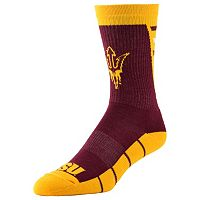 Men's Arizona State Sun Devils Energize Crew Socks