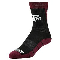 Men's Texas A&M Aggies Energize Crew Socks