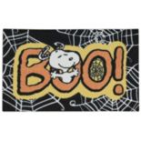 "Peanuts Holiday ""Boo!"" Accent Rug - 20"" x 32"""