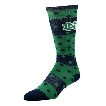 Women's Notre Dame Fighting Irish Dotted Line Knee-High Socks