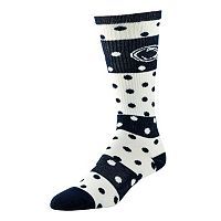Women's Penn State Nittany Lions Dotted Line Knee-High Socks