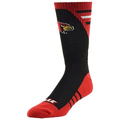Women's Louisville Cardinals Energize Crew Socks