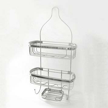 Splash Home 2 Tone Shower Caddy