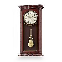 Seiko Wood Musical Pendulum Wall Clock - QXM361BLH