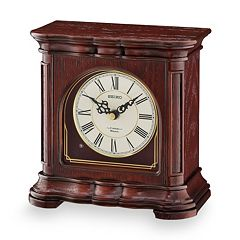 Seiko Wood Musical Mantel Clock - QXW243BLH