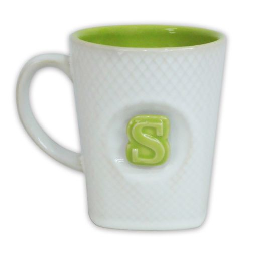 Food Network™ 16-oz. Monogram Coffee Mug