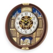 Seiko Melodies in Motion Wall Clock - QXM362BRH