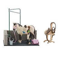 Schleich Horse Wash Set