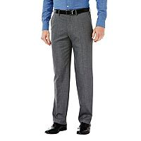Men's J.M. Haggar Premium Straight-Fit Stretch Flex-Waist Dress Pants