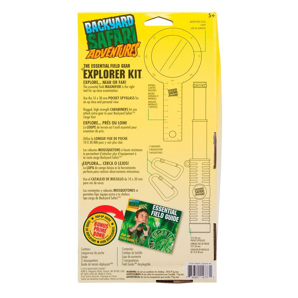 Backyard Safari Explorer Kit