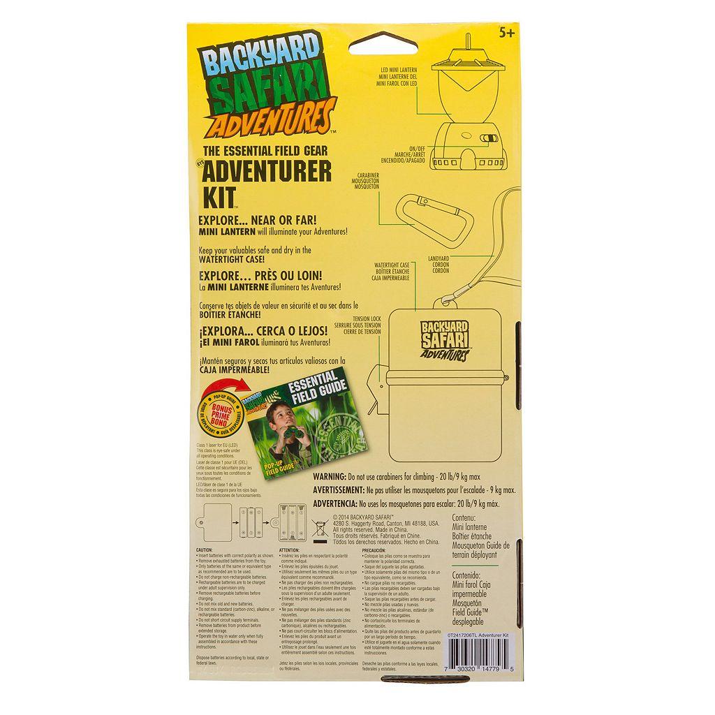 Backyard Safari Adventurer Kit