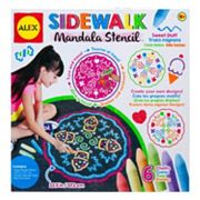 ALEX Artist Studio Sidewalk Mandala Sweet Stuff Set