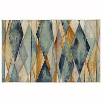 Mohawk® Home Diamond Illusion Geometric Rug