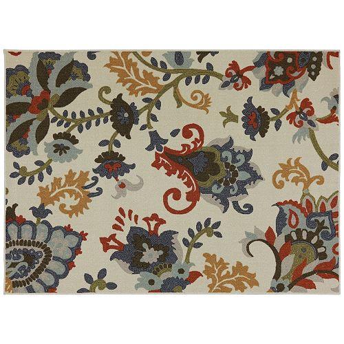 Mohawk® Home Woodbridge Salinas Floral Rug