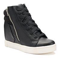 Candie's® Women's Hidden Wedge Sneakers