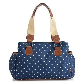 Lily Bloom Landon Graphic Satchel