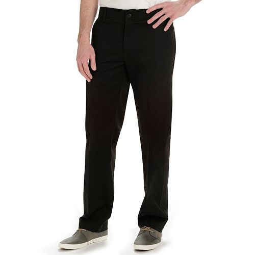 Big & Tall Lee® Performance Series Extreme Comfort Khaki Straight-Fit Pants