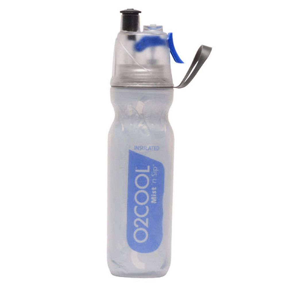 O2COOL® ArcticSqueeze® Mist 'N Sip® 20-oz. Insulated Squeeze Water Bottle