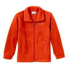 Boys 4-7 Columbia Fleece Jacket