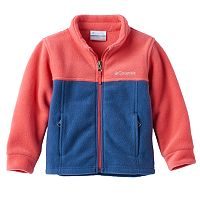 Boys 4-7 Columbia Fleece Jacket