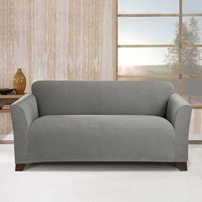 Sure Fit Stretch Morgan Loveseat Slipcover