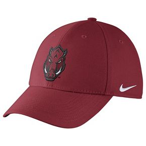 Men's Nike Arkansas Razorbacks Dri-FIT Flex-Fit Cap