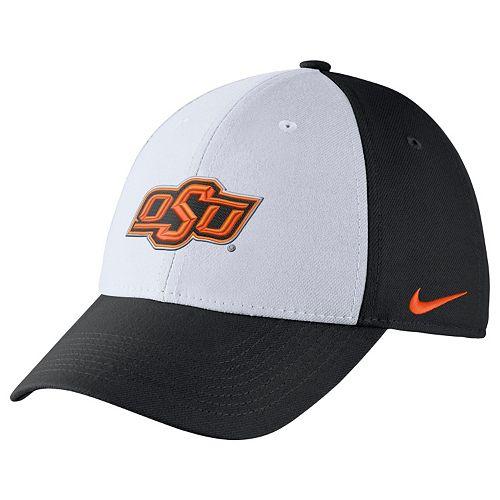 Men's Nike Oklahoma State Cowboys Dri-FIT Flex-Fit Cap