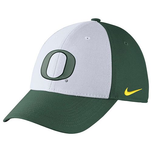 Men's Nike Oregon Ducks Dri-FIT Flex-Fit Cap