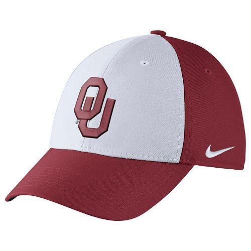 Men's Nike Oklahoma Sooners Dri-FIT Flex-Fit Cap