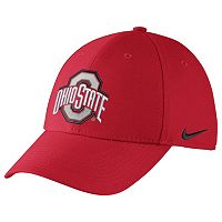 Men's Nike Ohio State Buckeyes Dri-FIT Flex-Fit Cap
