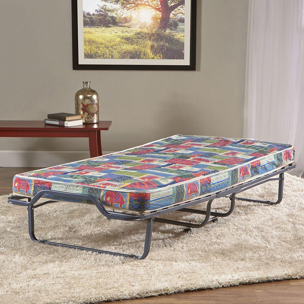 Firenze Reversible Memory Foam Mattress Folding Guest Bed