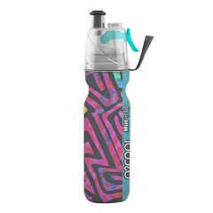 O2COOL® ArcticSqueeze® Mist 'N Sip® 20-oz. Insulated Artist Four Squeeze Water Bottle
