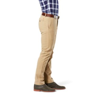 Men's Dockers Slim Tapered Fit Washed Khaki Pants