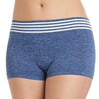 Juniors' Saint Eve Seamless Shortie Boyshort Panty 5173001