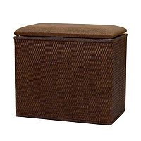 LaMont Home Barrington Bench Hamper