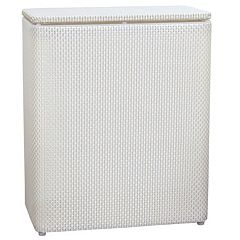 LaMont Home 1530 Basketweave Upright Hamper