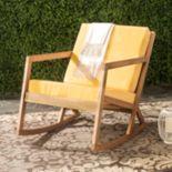Safavieh Vernon Patio Rocking Chair