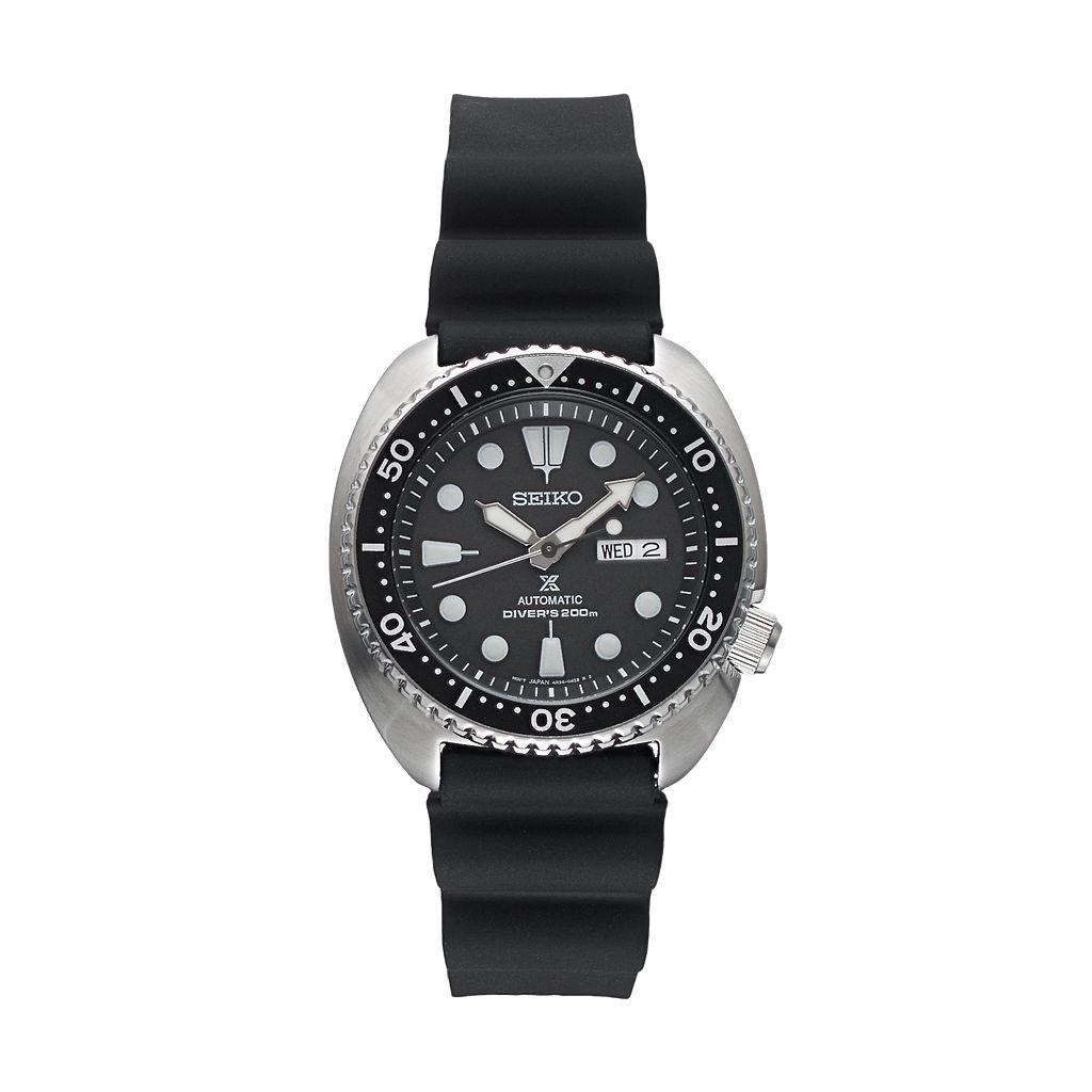 Seiko Men's Prospex Automatic Dive Watch - SRP777