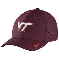 Men's Nike Virginia Tech Hokies Dri-FIT Vapor Sideline Flex-Fit Cap