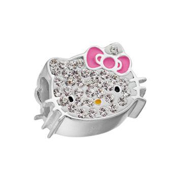 Hello Kitty®Crystal Bead