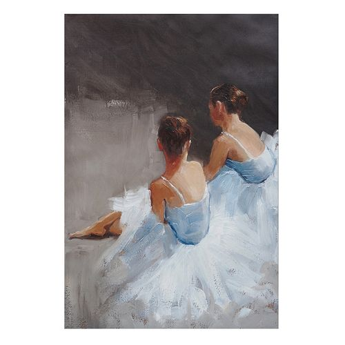 Madison Park Dance With Me Canvas Wall Art