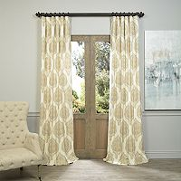 EFF Arabesque Window Curtain