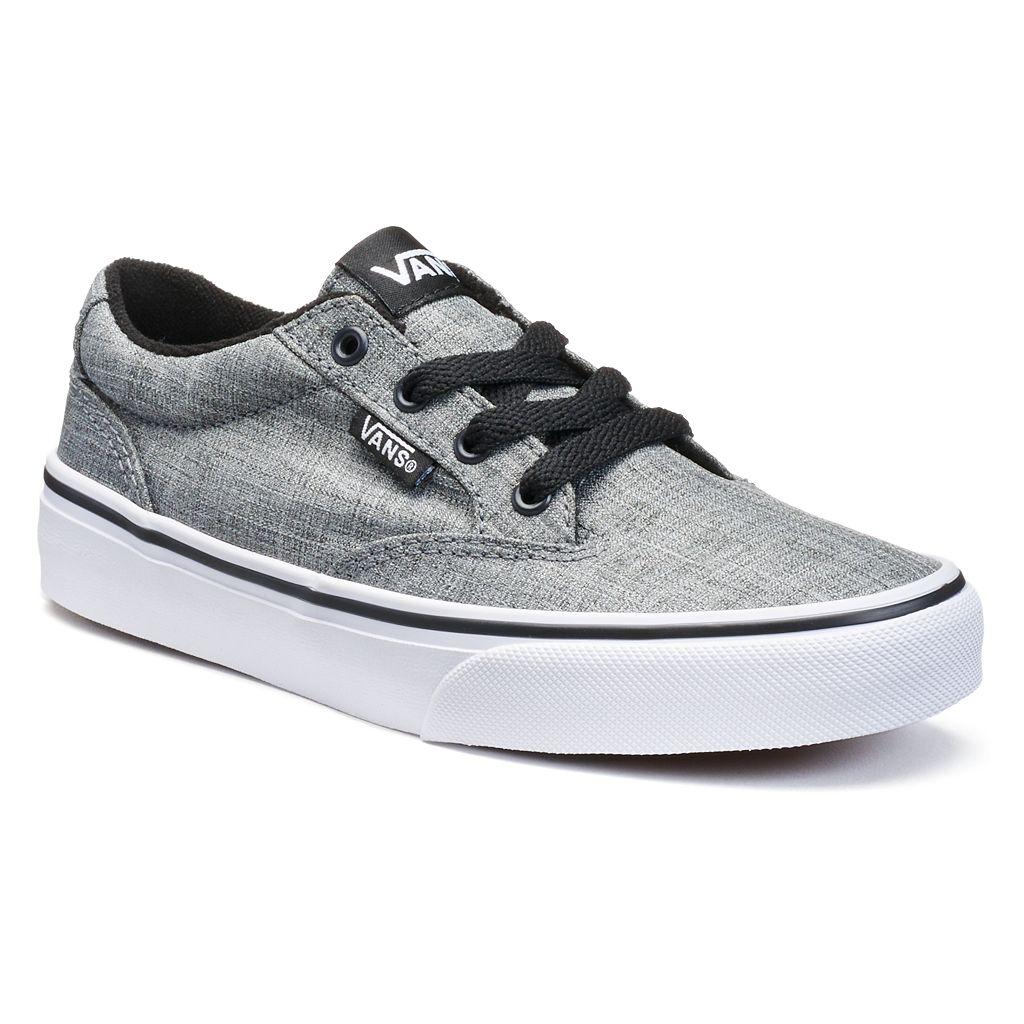 Vans Winston Rock Grade School Boys' Shoes