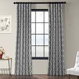 EFF 1-Panel Aiden Window Curtain