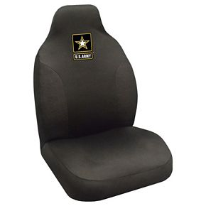 FANMATS United States Army Car Seat Cover