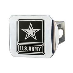 United States Army Trailer Hitch Cover