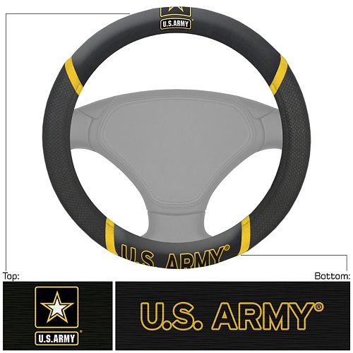 United States Army Steering Wheel Cover